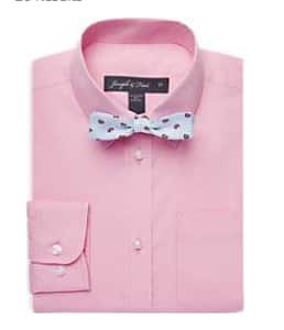 5505acd4d Men's Wearhouse: Joseph & Feiss Boys Shirt & Tie Set $7.49 + Free S/H  Rewards Members