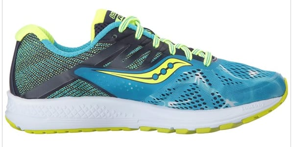 Saucony Ride 10 Men's & Women's Running Shoes  $54.99+ Free S&H for Prime Members