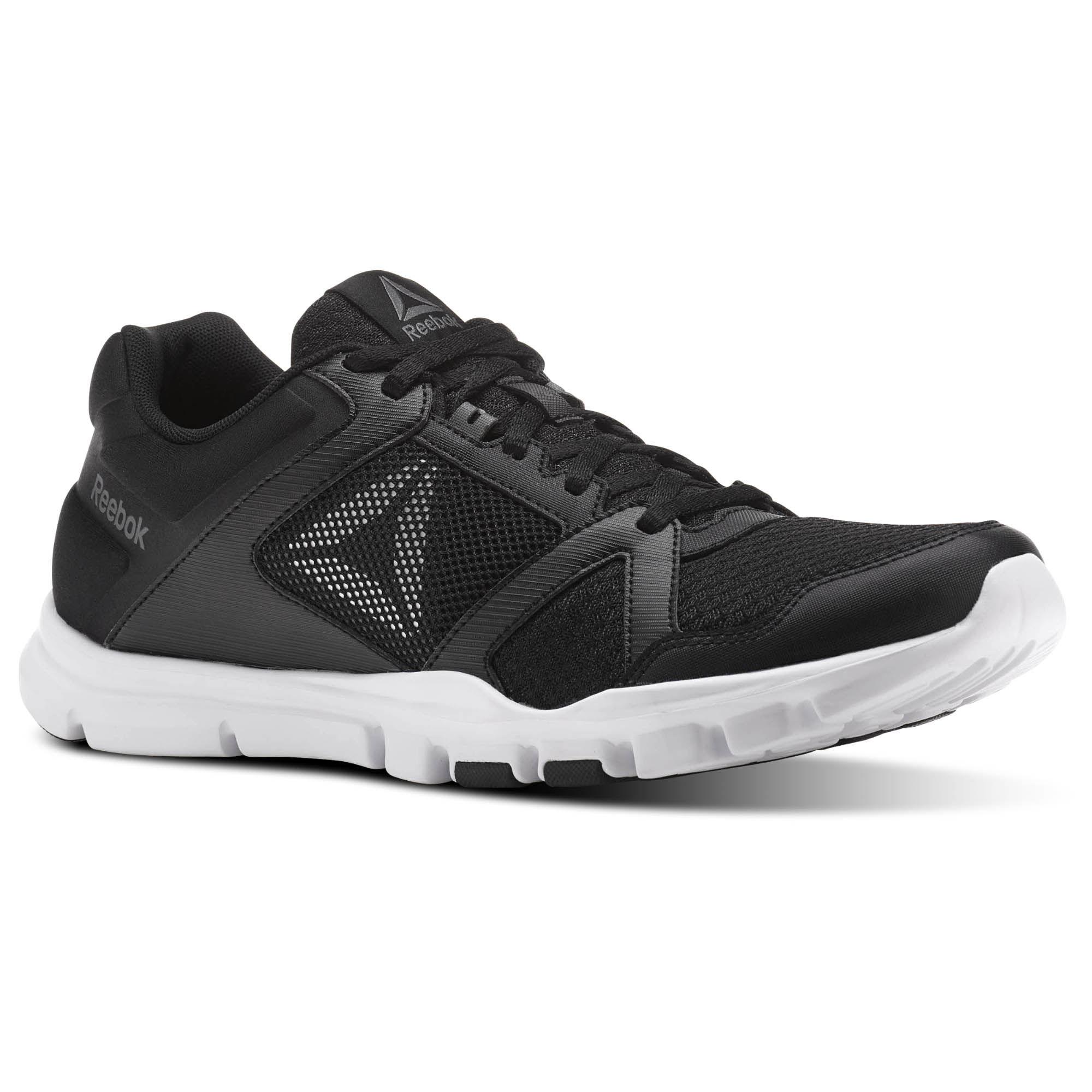 YOURFLEX TRAIN 10 MT - Sports shoes - black Cheap Outlet DBZFsqMFx