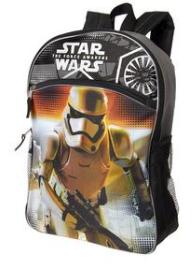 Gymboree Kids Star Wars or Spiderman Backpacks $6.97 + Free S/H