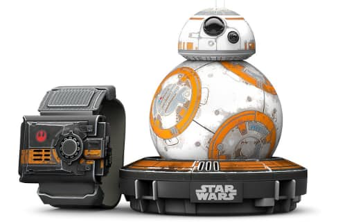 Sphero BB-8 Force Band Special Edition $59.99, Sphero Special Edition VD1 BB-9E Droid $44.99 + Free S/H