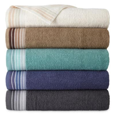 Home Expressions Bath Towels (Solid or Ombre)