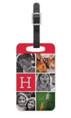 """Shutterfly 2""""x3"""" Custom Luggage Tags 2 for $8.98, 1 for $5.99 Shipped"""