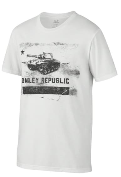 Oakley.com 50% Off Select Items: Men's Tees $10, Beanies from $7.50 & More + Free S/H
