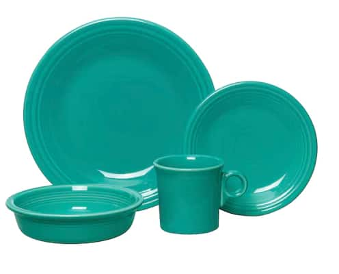 Kohl's Cardholders: 2 4pc Fiesta Ware Place Settings $30.77 Shipped - Various Color Choices (15.39ea)