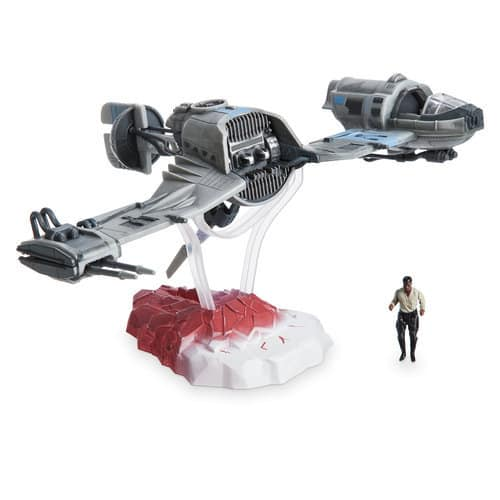 shopDisney: Finn & Ski Speeder Set $4.99, Mulan Water Bottle $4.99 & More + Free S/H