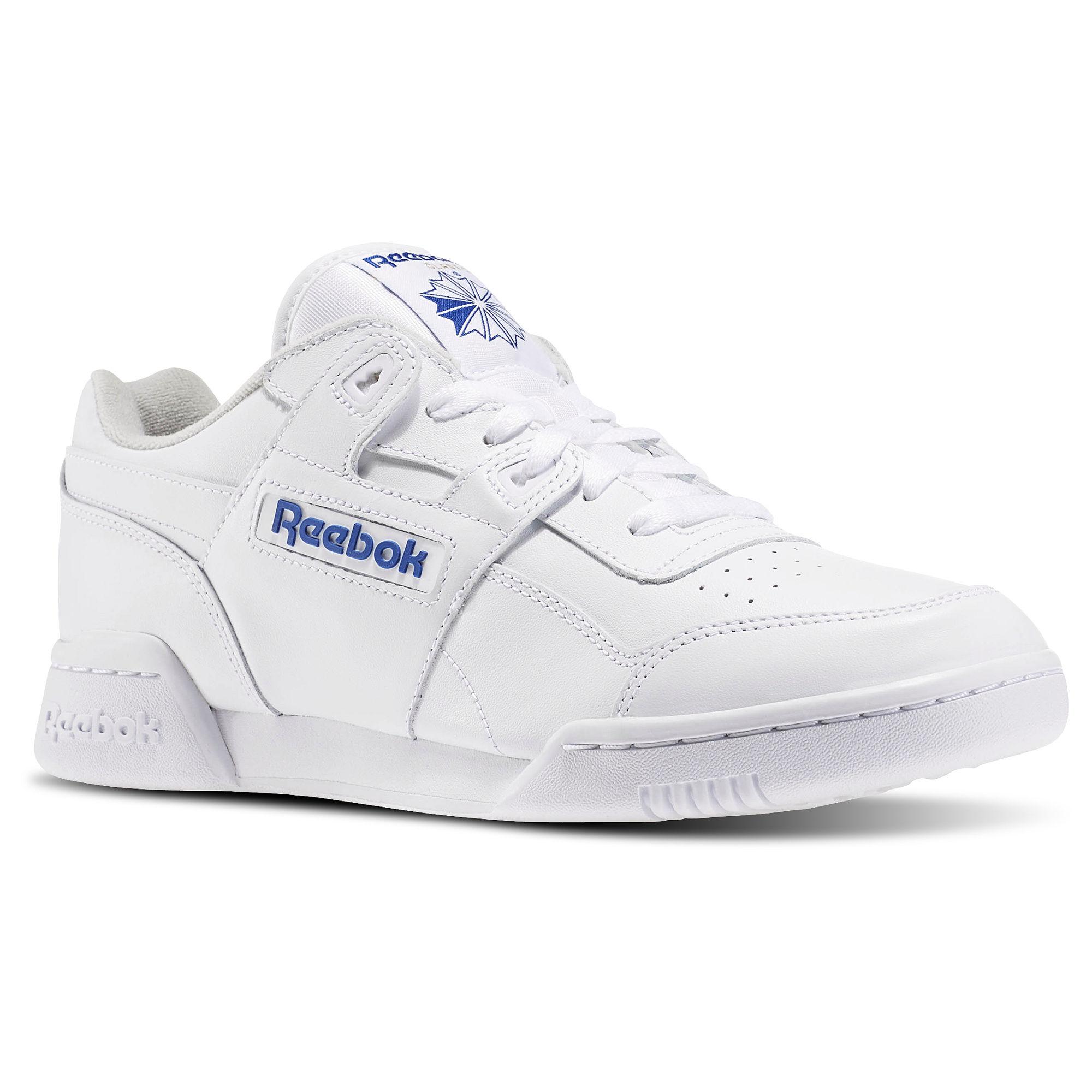 reebok classics white leather workout plus slickdeals net
