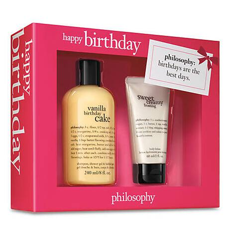 Belk.com $10 off $20 Beauty Purchase: Philosophy Happy Birthday Set $10, Clinique Back to School Set $12.50 & More + Free S/H
