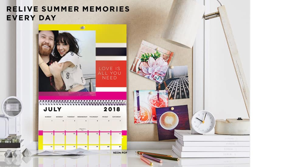 shutterfly new customers custom 8 x 11 wall calendar 6 99 shipped