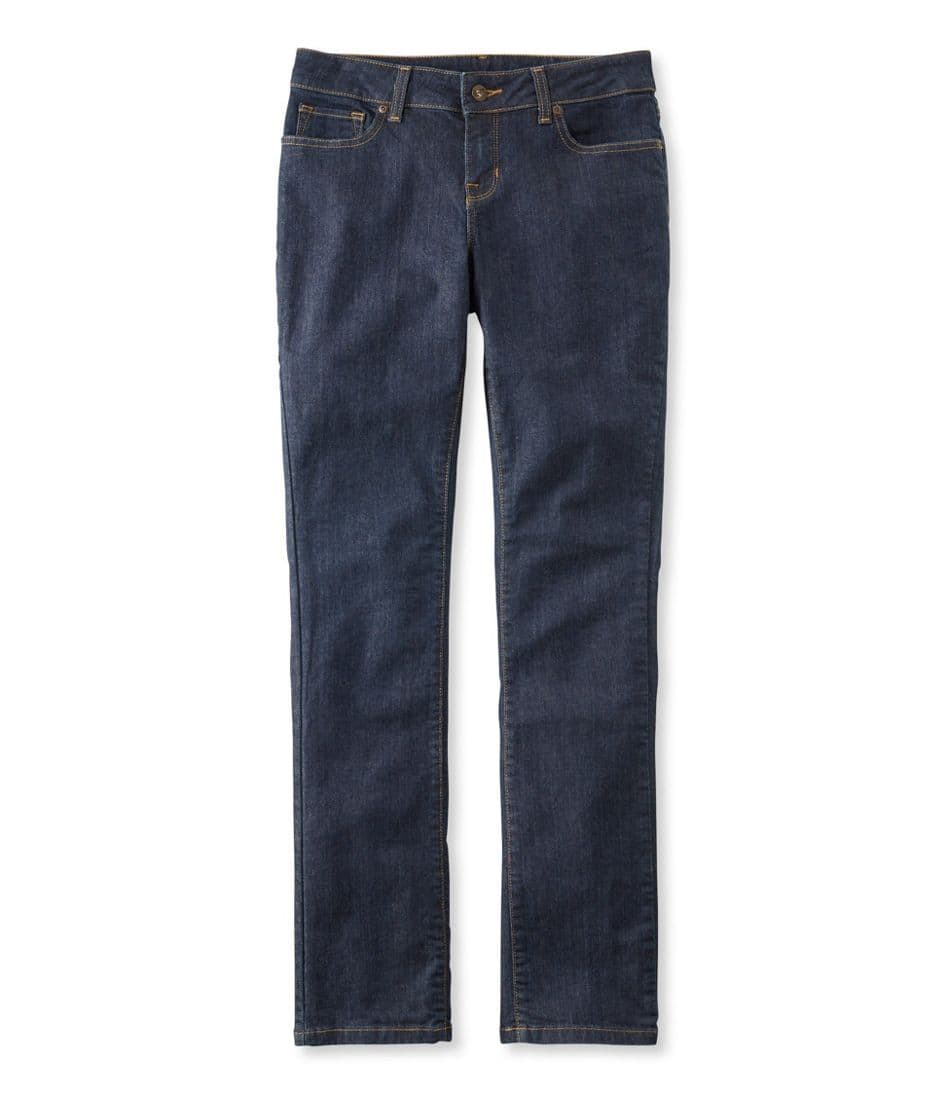 LL Bean Men's Double L Jeans $27.99, Women's True Shape Jeans $19.99 & More + Free S/H $50+