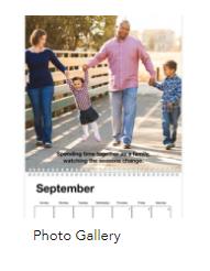 Shutterfly New Customers Custom 8 X 11 Wall Calendar 6 99 8 X 8