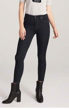 Abercrombie & Fitch Jeans 3 for $49.97 w/ Email Sign Up + Free Store Pick Up
