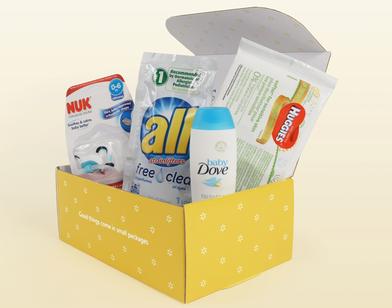 Walmart Baby Welcome Box - Slickdeals net