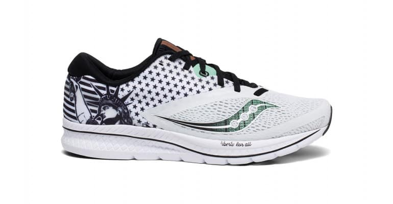 Saucony Kinvara 9 NYC Marathon Limited Edition Running Shoes $54.98 & More + Free SH