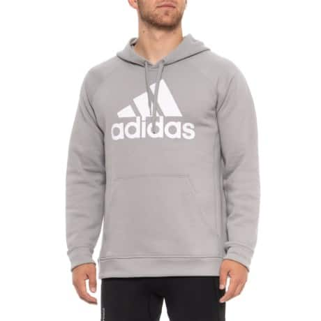 Sierra Trading Men's adidas Fleece Pullover Hoodie $21.99, Big Kid adidas Duramo Slide $9.99 (sz4,5,6) & More + Free S/H