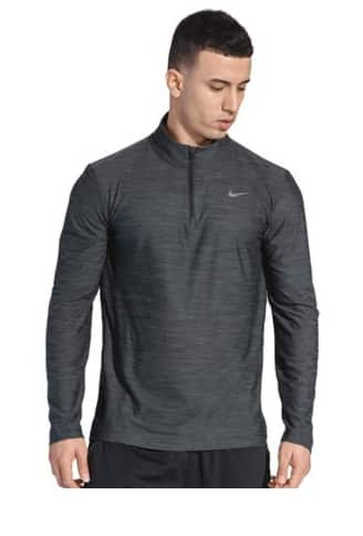 e21a58a3 Nike Men's Breathe Dry 1/4 Zip Training Pullover (Various Sizes ...