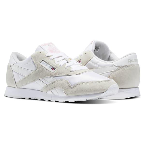 df839cb3b16 Reebok Men s   Women s Classic Nylon Shoes - Slickdeals.net