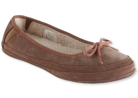 LL Bean Women's Hearthside Slippers $14.99, Men's Summer Sneakers $26.24 & More + Free S/H $50+