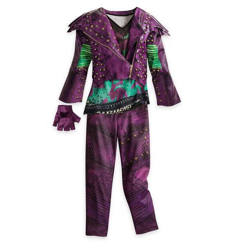 shopDisney Kids Decendants 2 Mal or Uma Costume $9.99  + Free S/H Today Only