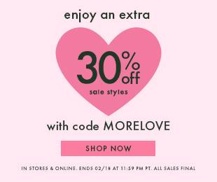 Kate Spade: Additional Savings on Sale Items 30% Off + Free Shipping
