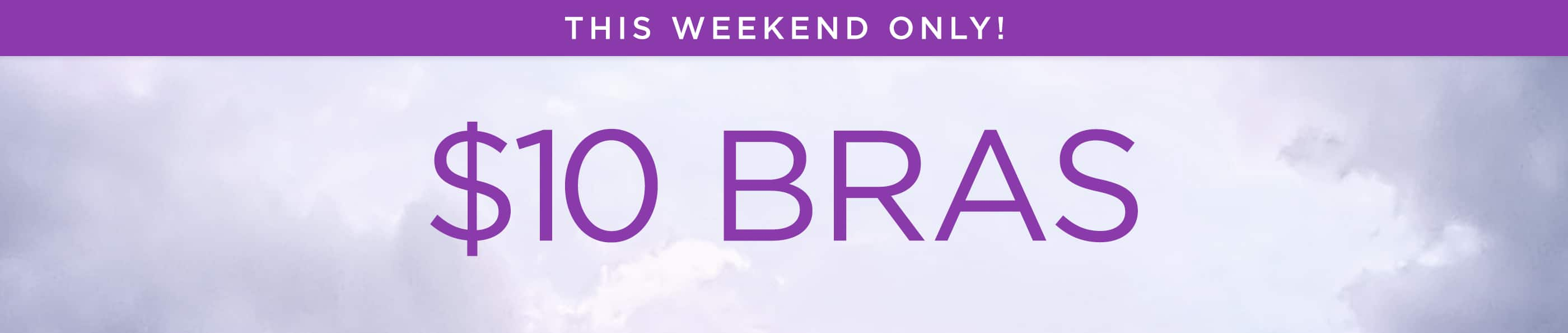 Frederick's of Hollywood $10 Bra Sale - Various Colors/Styles  + Free S/H