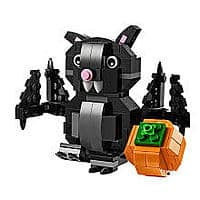 Walmart Deal: Lego Halloween Bat $6.52 Walmart. com free ship to store