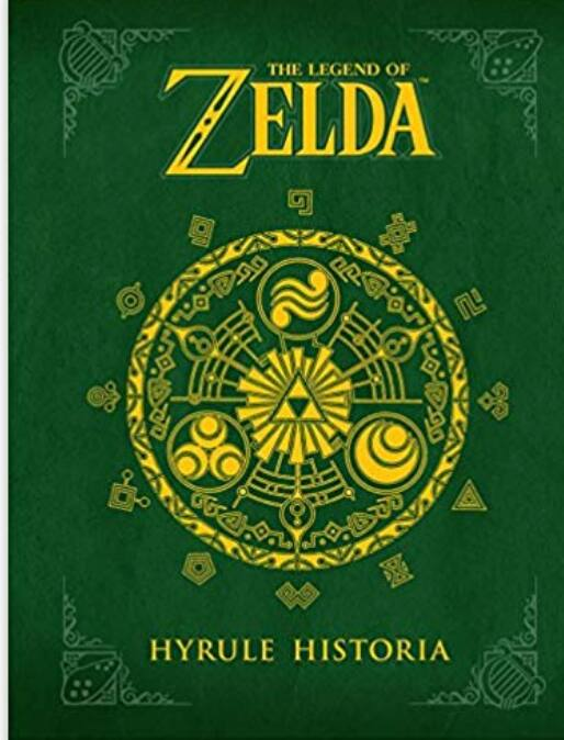 The Legend of Zelda: Hyrule Historia $14.66