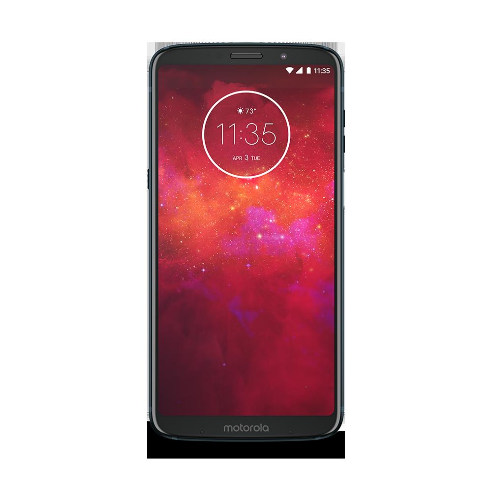 unlocked Moto Z3 Play + Free Mod - $149.99