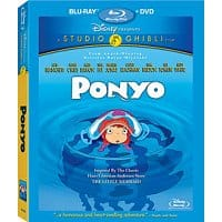 Disney Store Deal: Ponyo 2-Disc Blu-ray 850 DMR Points