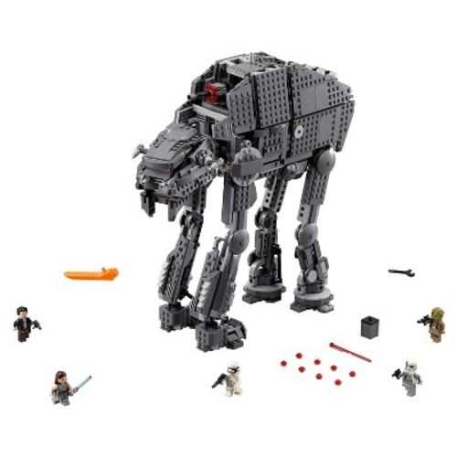 YMMV LEGO® Star Wars™ The Last Jedi First Order Heavy Assault Walker™ 75189 $74