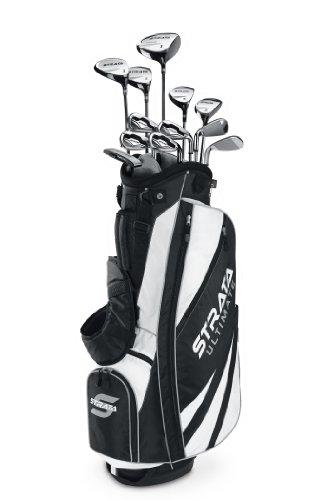 (Prime Day Deal) Callaway Men's Strata Ultimate Complete Golf Set (18-Piece) $225