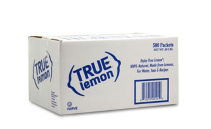 True Lemon: 500-Ct True Lemon Bulk $8.25