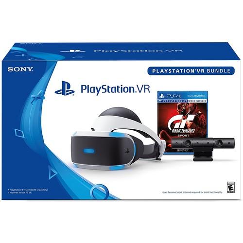 PlayStation VR - GT Sport Bundle [Gran Turismo Bundle] $299