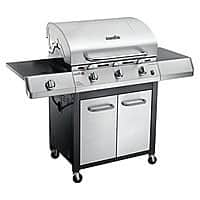 Target Deal: Char-Broil® Infrared 3 Burner Gas Grill with Cabinets grill on clearance only in stores @Target -YMMV