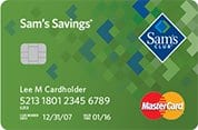New Sam's Club Credit Cards, 5% CB on Gas, 3% CB on Dining and Travel, No Fee with Membership