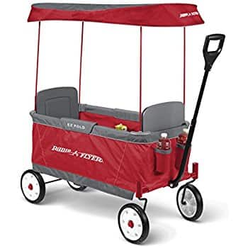Radio Flyer Ultimate EZ Fold Wagon - $105.47
