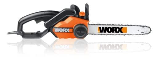 Worx WG309 & 310 NEW electric chain / pole saw for $54 & $56  *(+ tax) with 20% off and free ship @ eBay.com