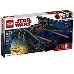 LEGO Star Wars Kylo Ren's TIE Fighter (75179) $64
