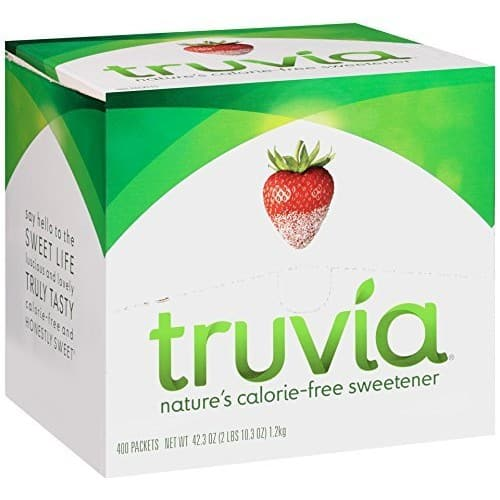 Truvia Natural Sweetener, 400 Packets $13.98