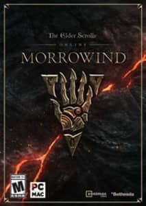 The Elder Scrolls Online: Morrowind (PC DVD) for  $17.09 @ Amazon