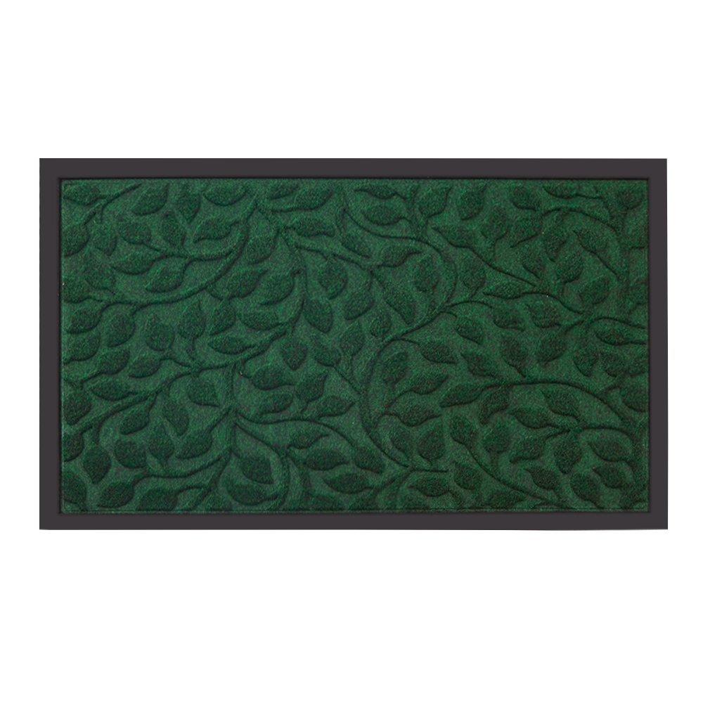 """Outside Shoe Mat Rubber Doormat for Front Door 18""""x 30"""" for  $8 @ Amazon"""