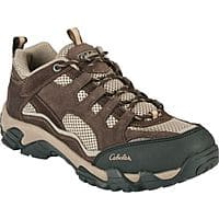 Cabelas Deal: Men's Cabela's Deadwood Trail Low Hikers $29.88 Clearance Free Shipping to Store
