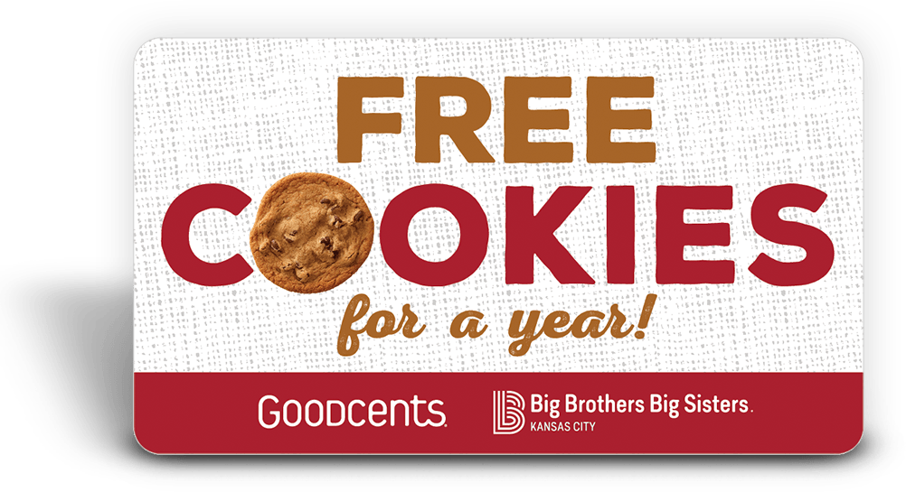 Goodcents - Free cookies for a year...only $25