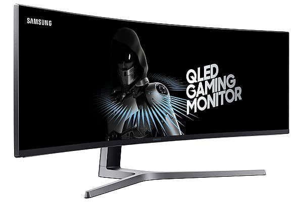 Samsung CHG90 Series Curved 49-Inch Gaming Monitor $999.99