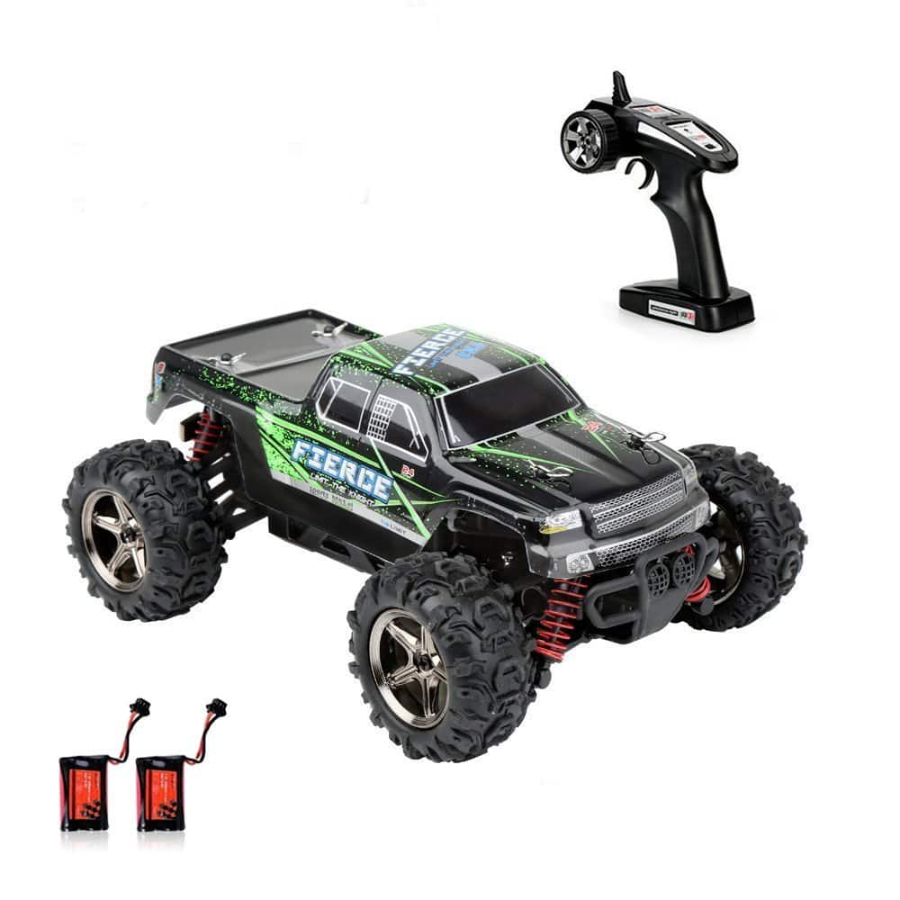 2.4Ghz 4WD 30MPH Radio Controlled Car $45.5 + Free Shipping