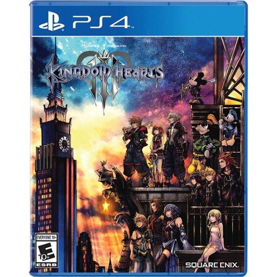 Best Buy Pre-Black Friday Sale PS4 Kingdom Hearts III $15, Yakuza Kiwami $10, Yakuza Kiwami 2 Steelbook $15, Yakuza 6 $15 Free Shipping.