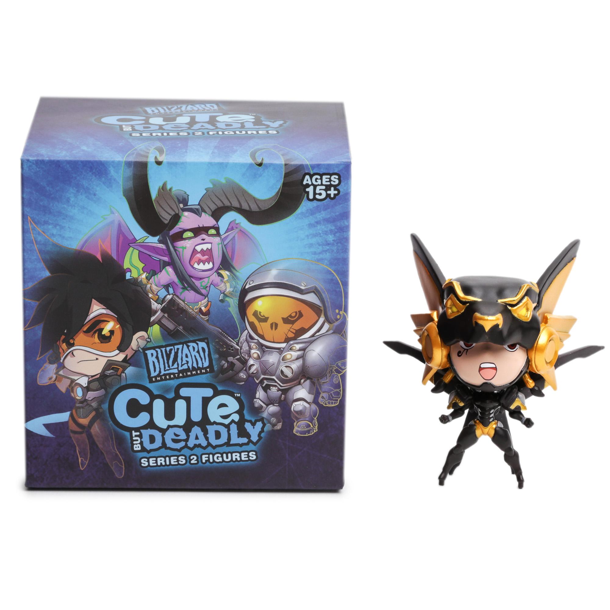 Blind Box Deals on Hollar - Blizzard Cute But Deadly Series 2 $5, KidRobot Street Fighter, Steven Universe + More