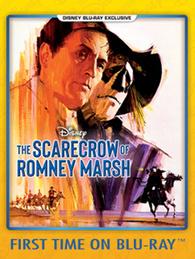 Disney The Scarecrow of Romney Marsh Blu-ray $24.95