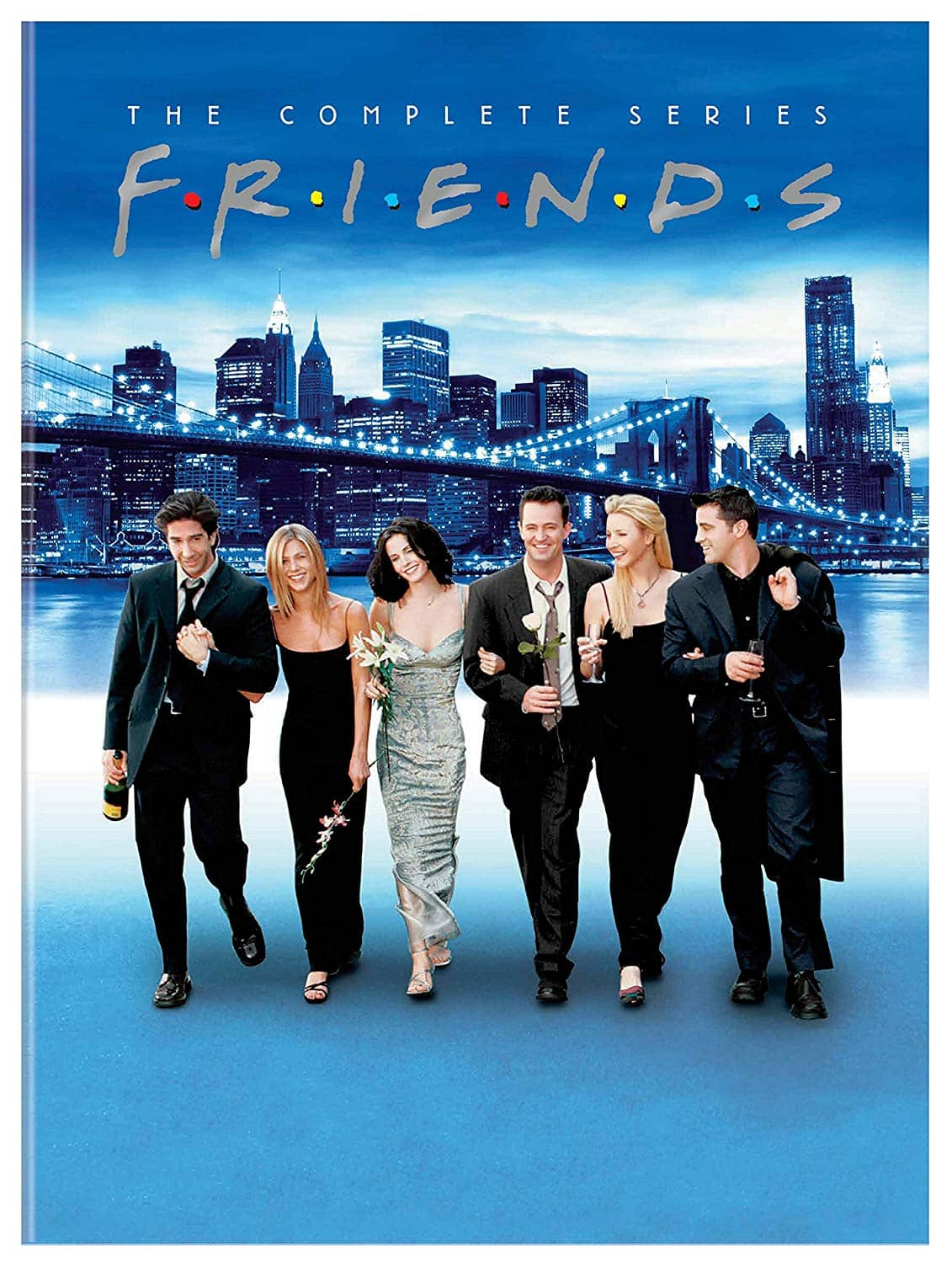 Friends: The Complete Series 25th Anniversary (DVD $49.49, Blu-ray $54.49)