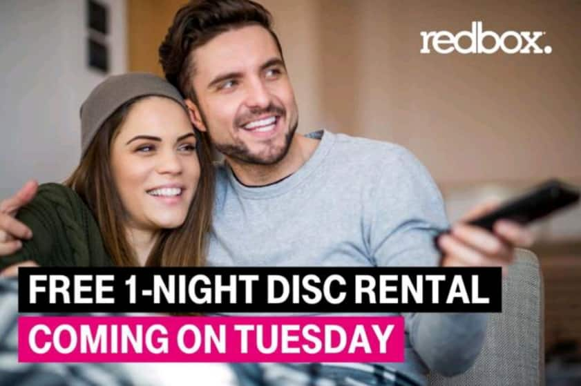 T-Mobile Customers: RedBox Disc Rental, 99c Baskin Robbins Buy One Get One Cone & More via T-Mobile Tuesdays App (07/17/2018)